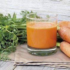 Succo di carota e pompelmo