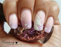 Fairytale nails