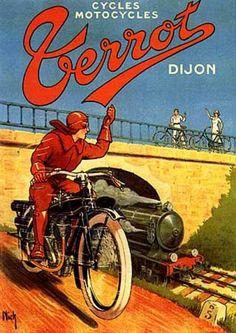 Terrot by Nyck (1928)