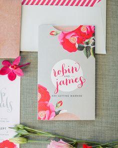 Wedding Album | Chrystalace wedding stationery