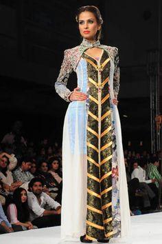 Ali Xeeshan at PFDC Sunsilk Fashion Week 2012 Day 3