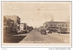 RP: Main Street , PROSSER , Washington , 30-40s : ELLIS 1652 - Delcampe.com