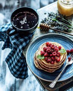 Chocolate Fondue, Pancakes, Food Photography, Desserts, Tailgate Desserts, Deserts, Pancake, Dessert, Crepes