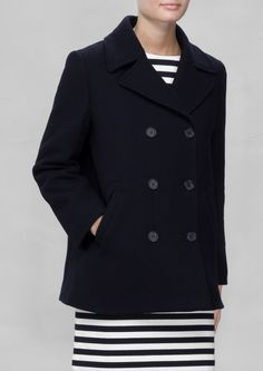 & Other Stories | Short Wool Coat