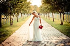 Bridal Portraits taken at Squires' Farm by Bethany Lightsey's Pictures - SquiresFarmWeddings