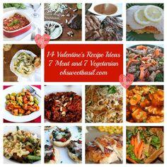 14 Valentineu0027s Dinner Ideas