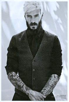 Mateus Verdelho. It's a beard thing...why do i like you soo much?!?
