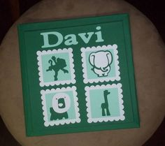Livro do Bebê com capa personalizada em scrapbook