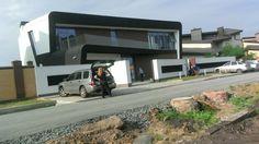 Частный дом. Проектирование,   изготовление, монтаж фасада.