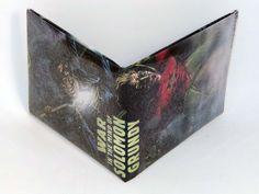 Comic Book Wallet// Starman (Jack Knight) and Green Lantern Alan Scott, $4.00