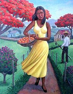 Puerto Rican Painter | Luis Germán Cajiga