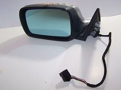 01-06 BMW E46 3 Series 325ci 330ci 325i Convertible Coupe LH Driver Side Mirror