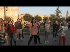 LDS Youth Flash Mob the temple –– SO COOL! This is seriously one of the most amazing - the most amazing - flash mob I have ever seen!