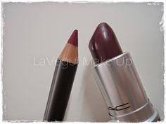 Perfilador Low Cost para el labial Rebel de Mac! http://lavegui.blogspot.com.es/2015/04/perfilador-low-cost-para-el-labial.html