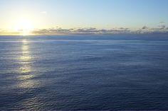 Gotta love the deep blue sea