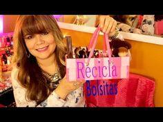 ▶ Reciclando Bolsitas de las Tiendas - YouTube