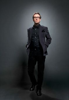 84th Annual Academy Awards: Nominees Official Portraits, Gary Oldman.  Love him, love this.