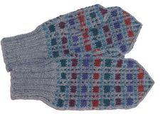 Neulo kauniit Ylä-Savon lapaset | ET Knit Mittens, Knitting Socks, Mitten Gloves, Hand Knitting, Knit Socks, Knitting Accessories, Blanket, Sewing, Crochet