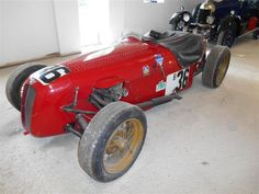 1930s Austin 7 Race Car BARN FIND Spares Or Repairs Lots Of Potential