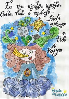 #ilustração #poesia #poesiadecaneca #aquarela #watercolor