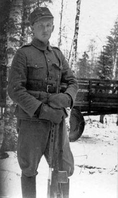 Mannerheim-ristin ritari Eino Mallila (1919-1942).