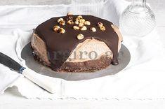 Ice Cream Cake Pralina! - Τούρτα παγωτό πραλίνα!
