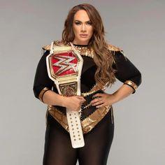 Wrestling Superstars, Wrestling Divas, Women's Wrestling, Wwe Women's Championship, Wwe Raw Women, Wwe Total Divas, Nia Jax, Wwe Female Wrestlers, Wwe Girls