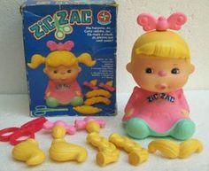 Zic-Zac #infancia #nostalgia