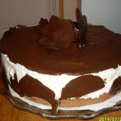 Túró rudi torta gazdagon   Nosalty Cake, Food, Kuchen, Essen, Meals, Torte, Cookies, Yemek, Cheeseburger Paradise Pie