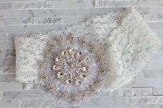 "Vintage Wedding Garters | vintage garter wedding fashion sexy lace crystal lingerie ""wedding ..."