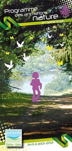 Le programme des animations nature en Seine-Eure vient de paraître !  Cliquez sur l'image pour pouvoir le télécharger ;-)