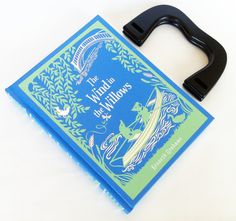 Wind In The Willows Book Purse or Book Clutch by NovelCreations, $45.00