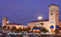 Melhores outlets em Orlando e como imprimir os cupons de desconto