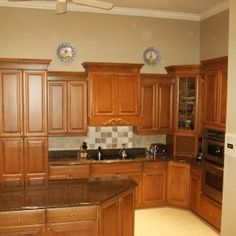 Refinish Kitchen Cabinets, For Your Kitchen Design Repainting Kitchen Cabinets, Kitchen Cabinet Knobs, Old Cabinets, Kitchen Paint, Kitchen Redo, Kitchen Design, Kitchen Ideas, Harris House, Painting Cabinets