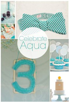 Creating a kid's party around color instead of a theme