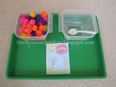 We're back with new tot trays this week! Hooray! And in case you can't tell when you see the pictures, I had a TON of fun planning! And the ...