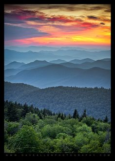 """""""Dave Allen is an internationally published landscape photographer who is based in Hendersonville, NC."""" • www.pinterest.com/daveallen • Dave Allen Photography"""