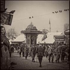 Sarajevo - 1939. - Baščaršija