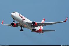 C-FMLV Air Canada Rouge Boeing 767-316(ER)(WL)