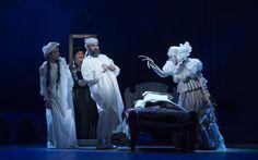 Grandma Tzeitel- Broadway