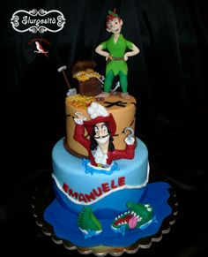peter pan wedding cake topper 1000 images about pan on pan 18308