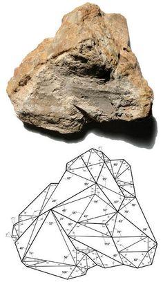 draw rocks