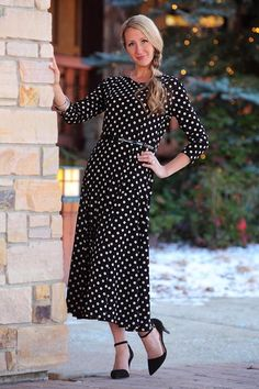 e71e1df70b Stylish and Modest Dresses from Sweet Salt Clothing