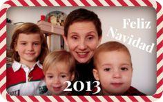 Nuestra felicitación de Navidad en el 2015