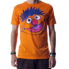 Ernie T-Shirt Men's now featured on Fab. [Sesame Street]