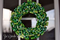 St Paddy's Wreath