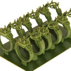 EnvisionTEC Bets on New WaxEra in 3D Printing at JCK