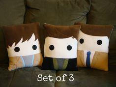 Supernatural pillow set – Heart Felt Design
