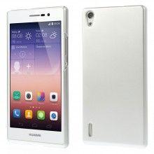Coque Huawei Ascend P7 Metal Blanc 5,99 €
