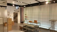 Full Decs complete at Topshop Ipswich vividfinishes.co.uk